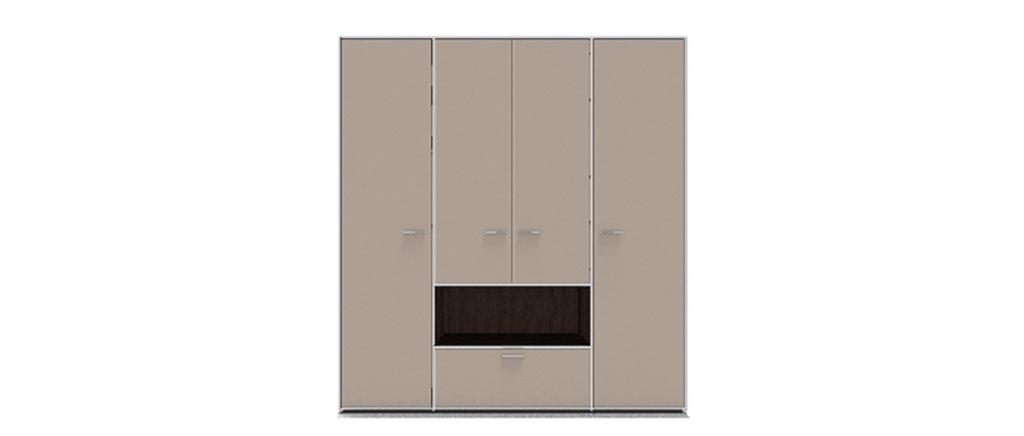 kleiderschrank 2166x602x2344 dauphin home catalog. Black Bedroom Furniture Sets. Home Design Ideas